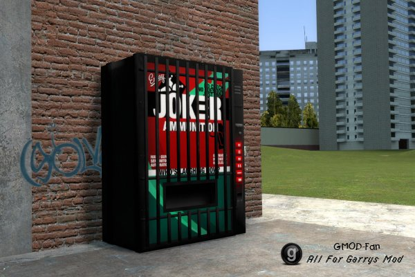 APB Reloaded - Joker Ammo Vending Machine