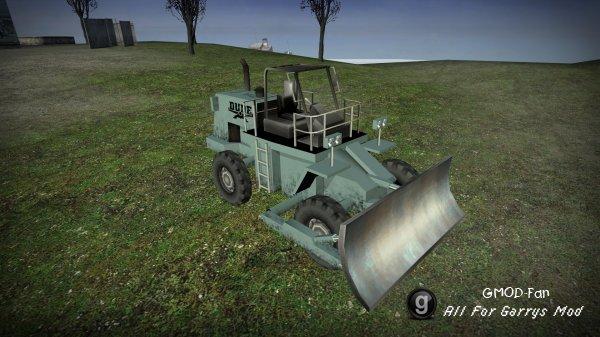 Bulldozer SCar