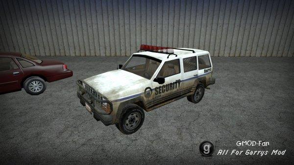 Black Mesa SCars