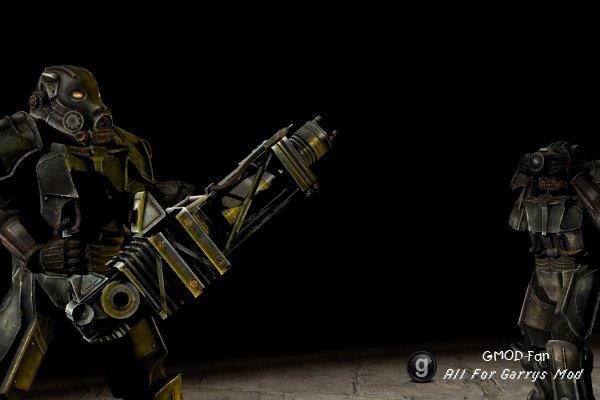 [FO3:BS] Hellfire Power Armor