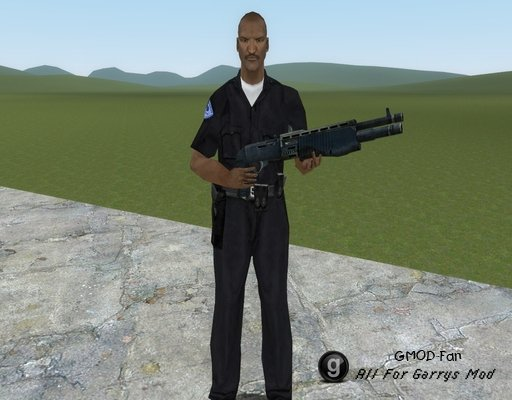 Tenpenny NPC + Player Model