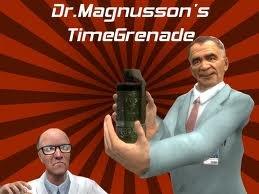 Time granade/Временная граната