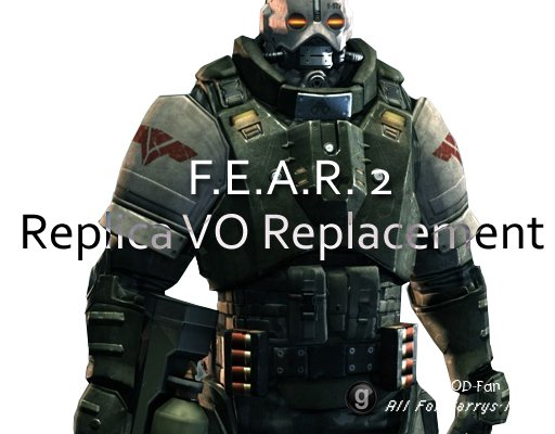 FEAR 2 Combine VO Replacement
