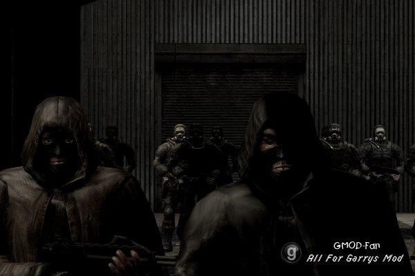 S.T.A.L.K.E.R. NPC Addon