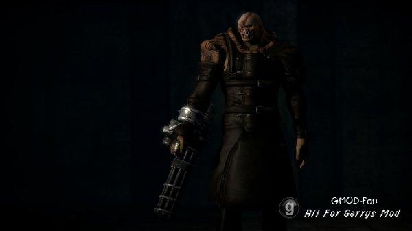 Resident Evil: O.R.C - Nemesis