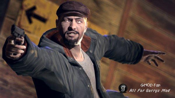 Max Payne 3: Raul Passos