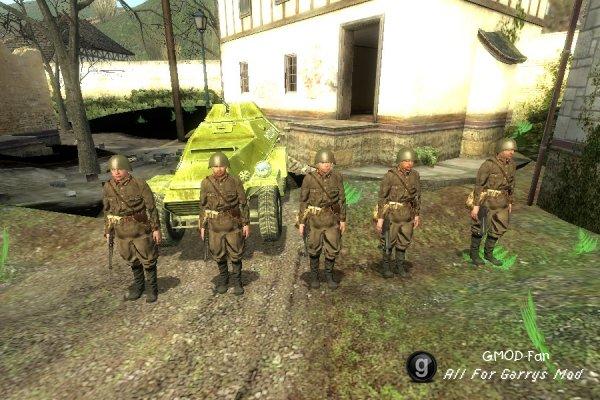 soviet pack