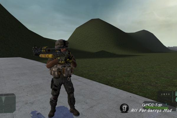 Battlefield 3 - Солдаты армий США и РФ