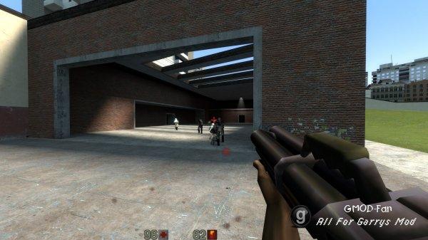Quake 2 SWEPs