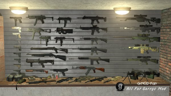 BlooCobalt & Kali's CS:GO Weapons