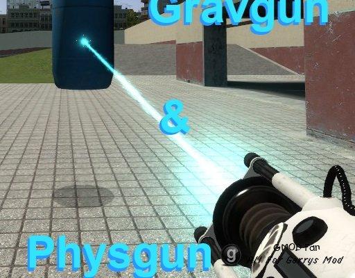 SligWolf's Phys-Grav-Gun