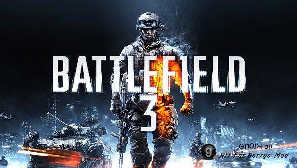 Battlefield 3 Russian NPC