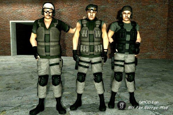 Resident Evil U.B.C.S