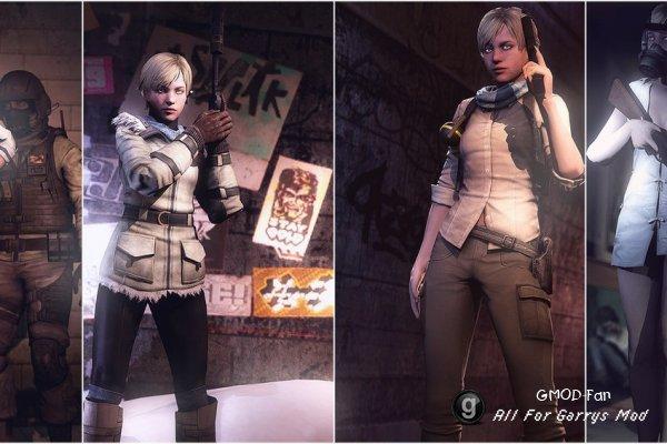 Sherry из Resident Evil