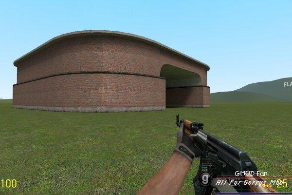 Classic CS guns for GMod13