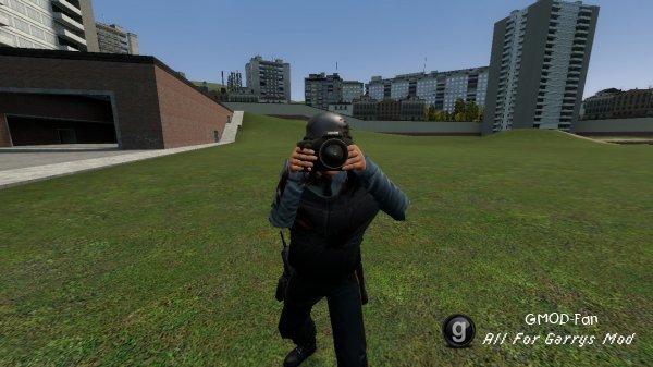 Black Mesa Playermodels
