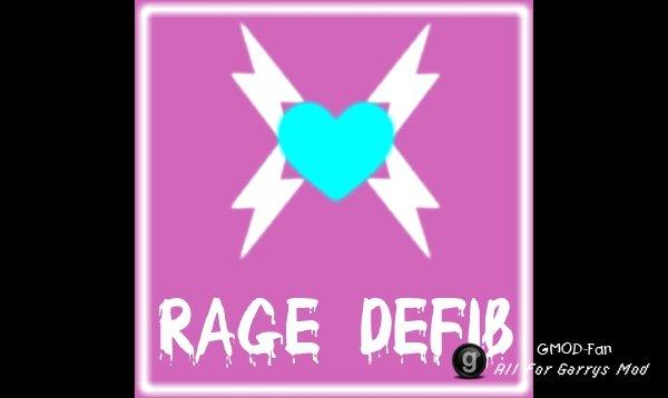 RAGE Defibrillator