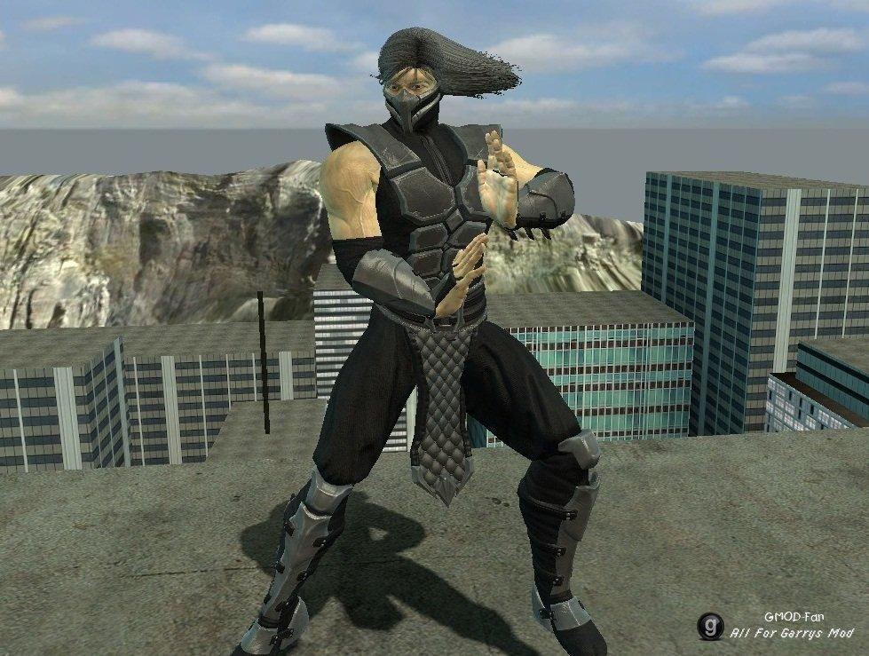 Mortal Kombat 9 Smoke