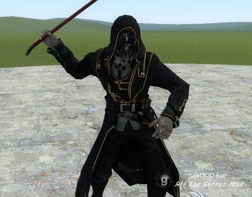 Corvo playermodel