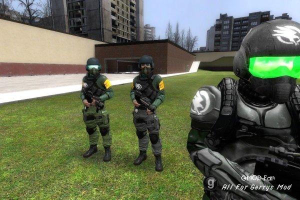 Command and Conquer Npcs