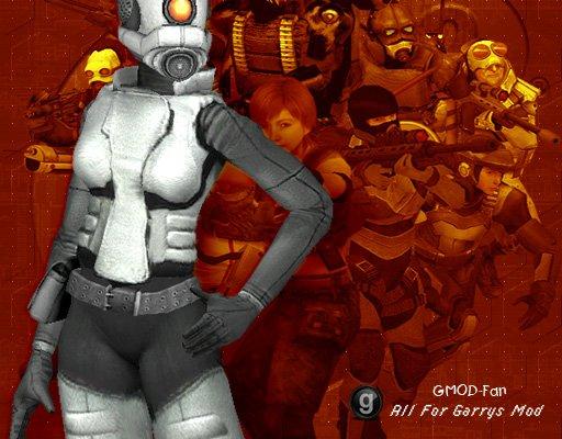 Half-Life 2: Survivor Combine Models