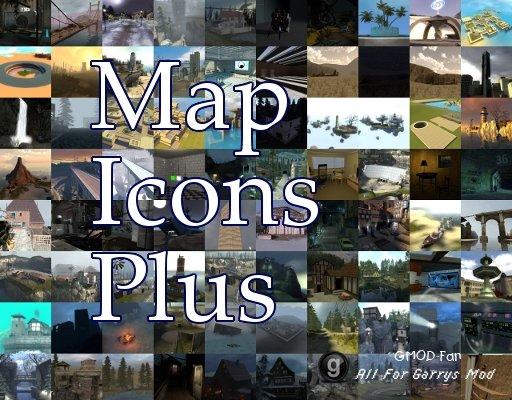 Map Icons Plus