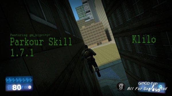 Parkour Skill 1.7.1