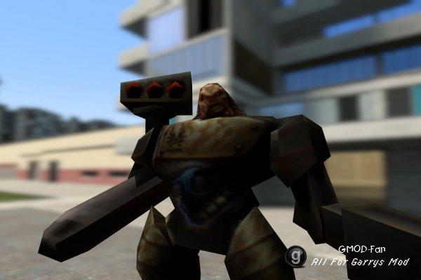 Quake II modelpack