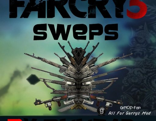 Far Cry 3 weapons
