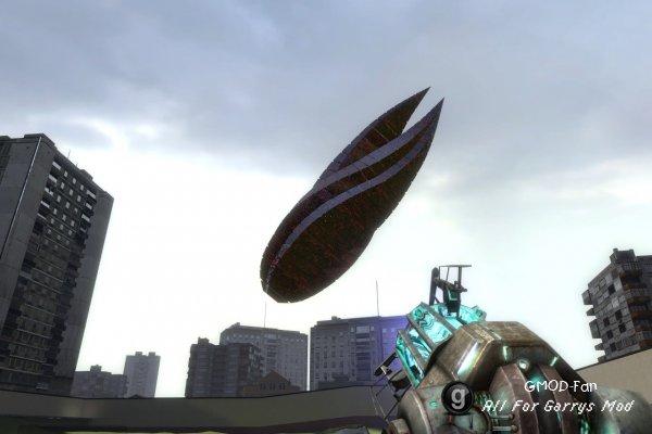 Обелиск из Dead Space 2