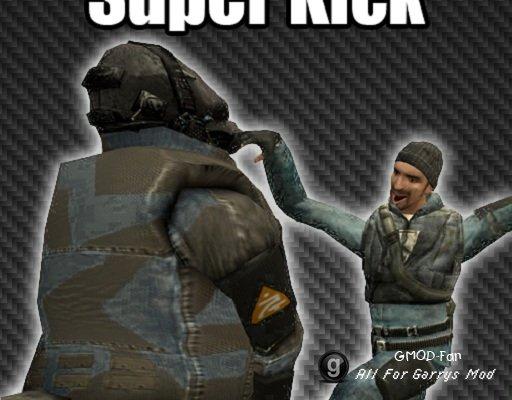 The Super Kick