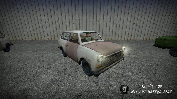 Half-Life 2 SCars