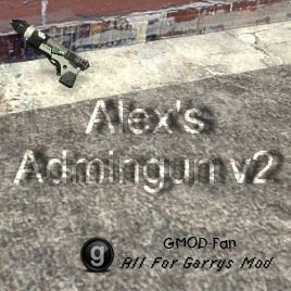 Alex's Admingun Перезалив.