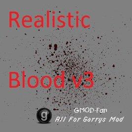 Realistic Blood v3