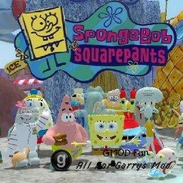 SpongeBob SquarePants Ragdoll Pack V2