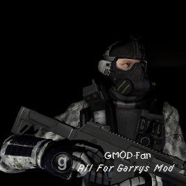 Crysis C.E.L.L. Assault Operative NPCs and Playermodels
