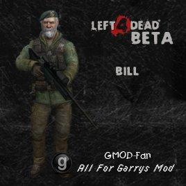 Left 4 Dead Beta Bill