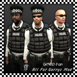 UK Police Playermodels