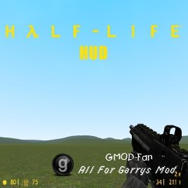 Half-Life HUD