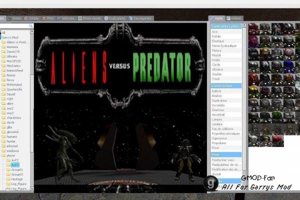Aliens vs Predators Ultime Pack Wip