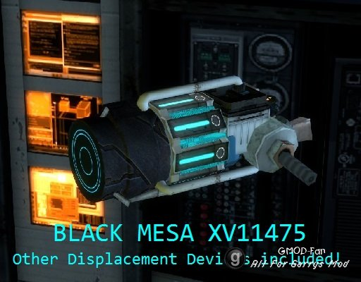 Displacement (Teleport) Devices