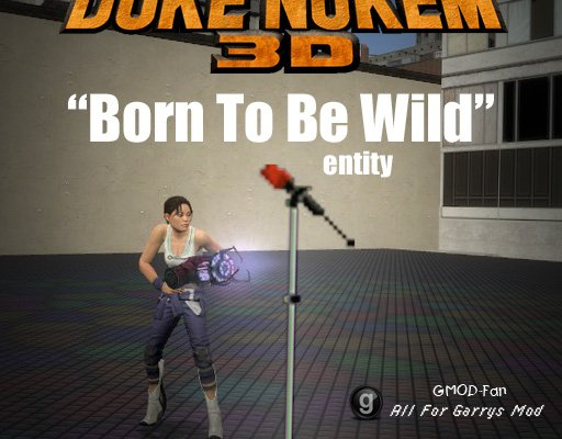 Born To Be Wild (DN3D)