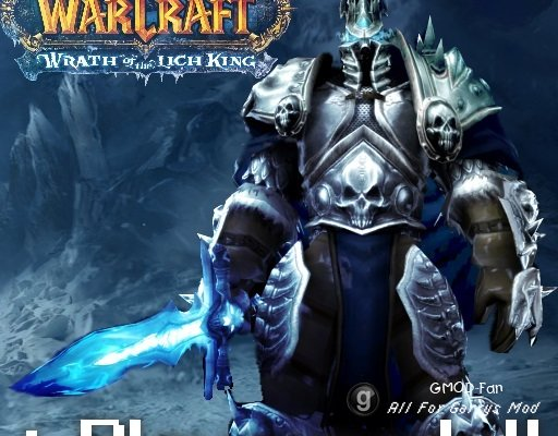 Lich King Model and PLAYERMODEL