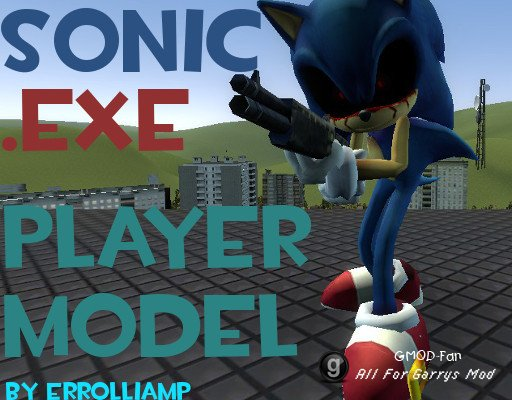 Sonic.exe Player Model