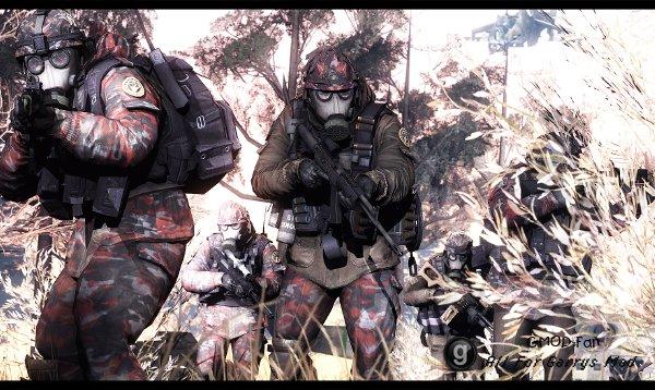Call of Duty Modern Warfare 2: Russians