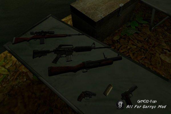 vietnam weapons