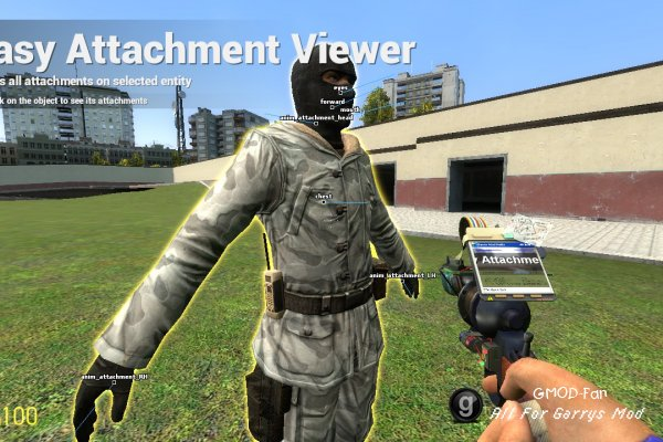 Easy Attachment Viewer
