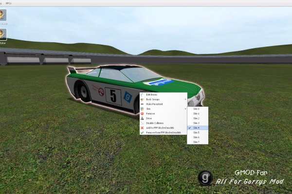 SligWolf's Racecar