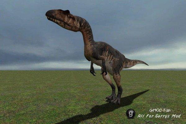 Allosaurus NPC