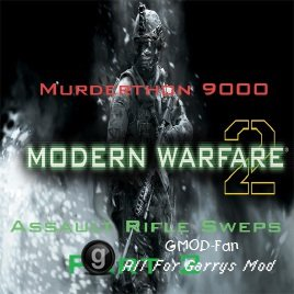 M9K Modern Warfare 2 Assault Rifles Part 2